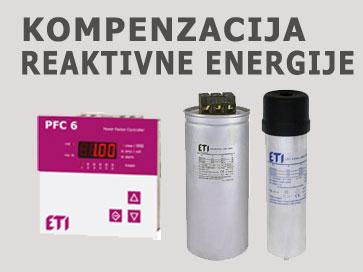 Kompenzacija reaktivne energije